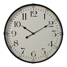 "Cooper Classics ""Morton"" Wall Clock"