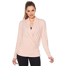 Copper Fit™ Restore Wrap Top