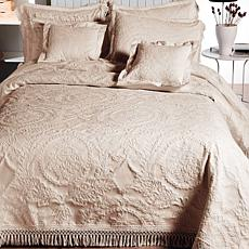 Cottage Collection Antique Medallion Bedspread - Full
