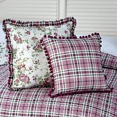 Cottage Collection Juliette Decorative Pillow Duo