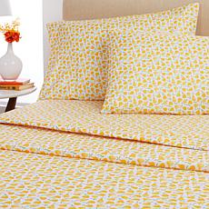 Country Living Home Collection Harvest 4-piece Prewashed Sheet Set