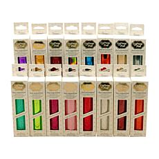 Couture Creations 16-roll Heat-Activated Foil Kit with Case