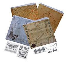 Couture Creations Steampunk Dreams Bundle w/Designs by Lucy Campeanu