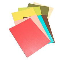 Crafter's Companion 40-piece Pearlescent Cardstock Set