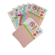 Crafter's Companion Card Companion Kit - Floral Impressions