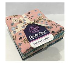 Crafter's Companion Cottage Garden Fabric Bundle