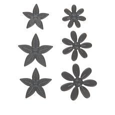 Crafter's Companion Foilpress Floral Stamp & Cut Dies