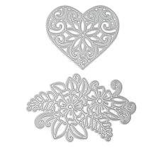 Crafter's Companion Gemini Flourish Icons Engraving Dies