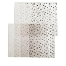 Crafter's Companion Sara Signature Foiled Vellum and Acetate Sheets