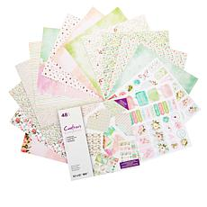 "Crafter's Companion Summer Breeze 12"" x 12"" Paper Pad"