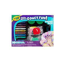 Crayola Model Magic Gooey Fun Party Set