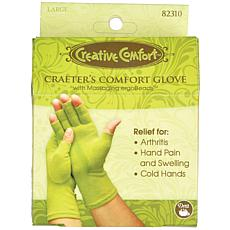 Creative Comfort Crafter's Comfort Glove - Large