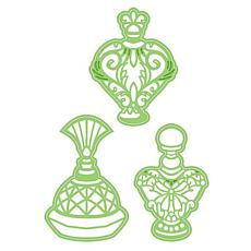 Creative Expressions Necessities Cllction Vintage Perfume Bottles Die