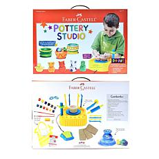 CREATIVITY FOR KIDS Do Art Pottery Studio kit
