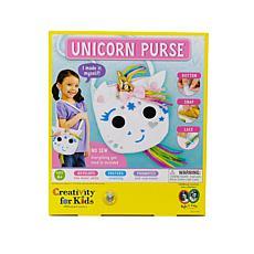 Creativity For Kids Unicorn Purse Kit