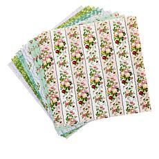 """Cricut® Anna Griffin® 12""""x12"""" Floral Premium Removable Vinyl Sheets"""
