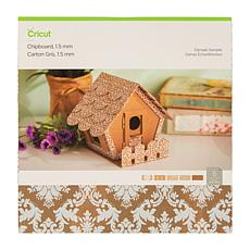 Cricut Chipboard Sampler