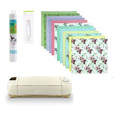 Cricut Explore® Air 2 Anna Griffin Ivory & Gold Edition Bundle