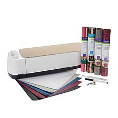 Cricut® Maker™ Machine with Vinyl and Iron-On Material Bundle