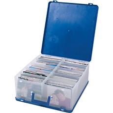 Cropper Hopper 12 x 12 Photo Supply Case - Blue