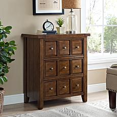 Crosley Furniture Sienna Accent Chest - Moroccan Pine