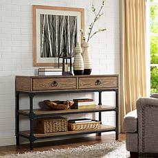 Crosley Furniture Trenton Console Table - Coffee