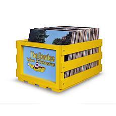 Crosley The Beatles Record Storage Crate