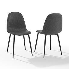 Crosley Weston 2-Piece Dining Chair Set