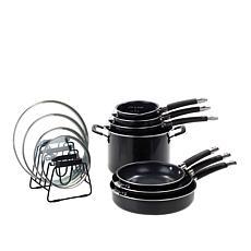Cuisinart 12-piece Nestable Cookware Set