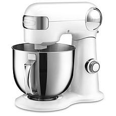 Cuisinart 5.5-Quart White Stand Mixer