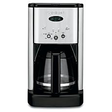 Cuisinart Brew Central 12Cp Programmable Coffee Maker, Stainless Steel