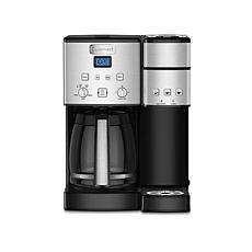 Cuisinart Coffee Center™ 12-Cup Coffee Maker and Single-Serve Brewer