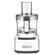 Cuisinart FP-8P1 Elemental 8-Cup Food Processor, White