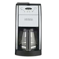 Cuisinart Grind-and-Brew Programmable 12cp Coffee Maker
