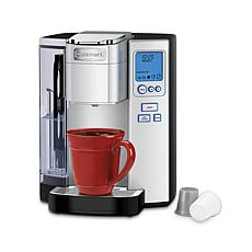 Cuisinart Premium Single-Serve Stainless Coffee Maker