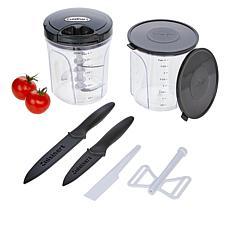 Cuisinart Prep Express 4-Cup Manual Food Processor