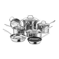 Cuisinart Professional Series Stainless 11-piece Cookware Set