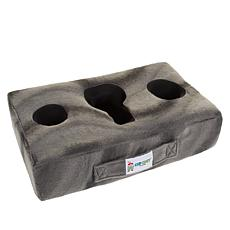 Cup Cozy 3-Hole Cup Holder Pillow