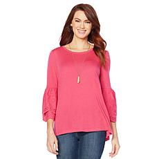 Curations Bell-Sleeve Tee