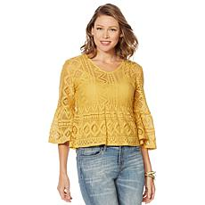 1b75100df71693 Yellow Women's Tops | HSN