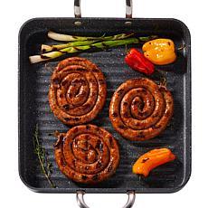 Curtis Stone (12) 5.33 oz. Hot Pork Sausage Pinwheels Auto-Ship®