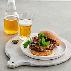 Curtis Stone Angus Pure Beef 1/4 lb. Burgers 16-count Auto-Ship®