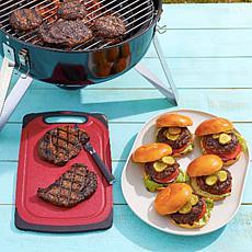 Curtis Stone Aussie Grass-Fed 6-pack Ribeyes & 10-pack Burgers