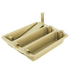 Curtis Stone Dura-Bake® Trio Pan with Inserts