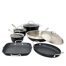 Curtis Stone Dura-Pan 11-piece Cookware Set
