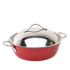 Curtis Stone Dura-Pan Nonstick 5qt Dutch Oven with Lid