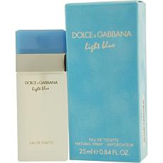 D & G Light Blue Eau De Toilette Spray - 0.8 oz.