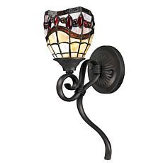 Dale Tiffany Fall River Wall Sconce
