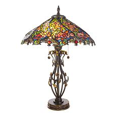 Dale Tiffany Gabriella Tiffany-Style Table Lamp