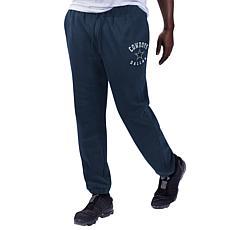 Dallas Cowboys Men's Black Label Track Pant by Glll